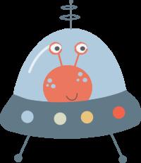 Anniversaire Espace et extra-terrestres